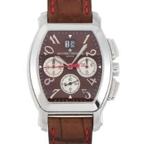 Vacheron Constantin Steel Automatic Brown 39.5mm pre-owned Royal Eagle