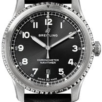 Breitling Navitimer 8 Steel 41mm Black Arabic numerals United States of America, California, Moorpark