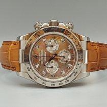 Rolex 116519 Белое золото 2011 Daytona 40mm подержанные
