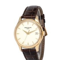 Patek Philippe Calatrava new 2021 Automatic Watch with original box and original papers 5227J-001