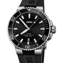 Oris Steel 43.5mm Automatic 01 733 7730 4134-07 4 24 64EB new