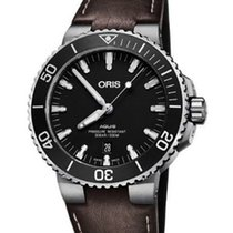 Oris Steel 43.5mm Automatic 01 733 7730 4124-07 5 24 10EB new