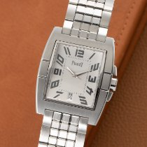 Piaget Upstream Steel 35mm Silver