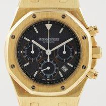 Audemars Piguet Royal Oak Chronograph 25860BA.0.1110BA.01 Очень хорошее Желтое золото 39mm Автоподзавод