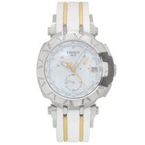 Tissot T-Race Steel 45mm Mother of pearl United States of America, New Jersey, Cresskill