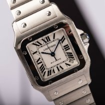 Cartier Santos Galbée new 2008 Automatic Watch with original box and original papers 2823