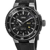 Oris ProDiver GMT Titanium No numerals United States of America, New York, Brooklyn