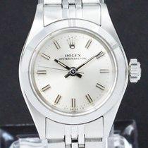 Rolex Oyster Perpetual 26 Stål 26mm Sølv