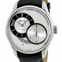 Mido Steel 40mm Automatic M024.444.16.031.00 M0244441603100 new United States of America, New York, Monsey