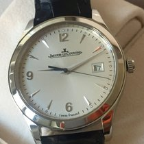 Jaeger-LeCoultre Master Control Date Steel Silver