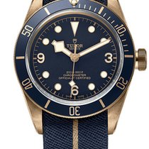 Tudor Black Bay Bronze new 2010 Automatic Watch only 79250BB