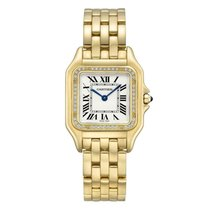 Cartier WJPN0016 Yellow gold 2010 Panthère 37mm new United States of America, New York, New York