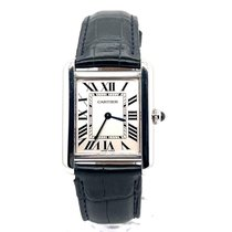 Cartier Tank Louis Cartier 22mm Silver United States of America, New York, New York
