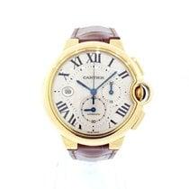 Cartier Ballon Bleu 44mm Желтое золото 44mm