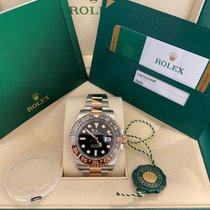 Rolex 126711CHNR Gold/Steel 2020 GMT-Master II 40mm new United States of America, Iowa, Des Moines