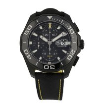 TAG Heuer Aquaracer pre-owned 43mm Textile