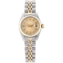 Rolex 6917 Or/Acier 1979 Lady-Datejust 26mm occasion