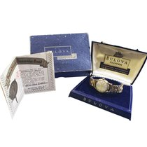 Bulova Gold/Steel 30mm Automatic pre-owned United States of America, New York, Massapequa Park