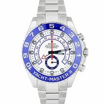 Rolex Yacht-Master II Very good Steel 44mm Automatic