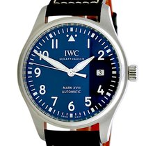 IWC Pilot Mark new 2020 Automatic Watch with original box and original papers IW327010