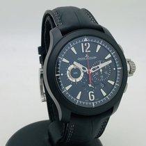 Jaeger-LeCoultre Master Compressor Chronograph Ceramic Ceramic 44mm Black Arabic numerals