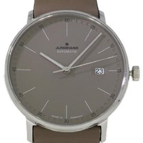 Junghans FORM A Stal 39.3mm Brązowy