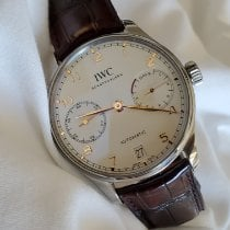IWC Portuguese Automatic IW500704 Very good Steel 42.3mm Automatic