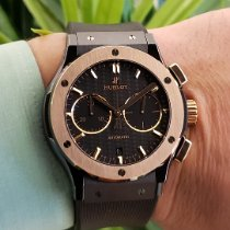 Hublot 521.CO.1781.RX Ceramic 2010 Classic Fusion Chronograph 45mm pre-owned United States of America, Illinois