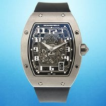 Richard Mille Titanium 38.7mm Automatic RM67-01 Ti pre-owned United States of America, New York, New York