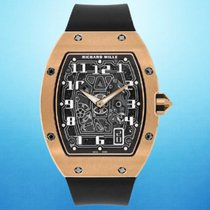 Richard Mille Rose gold Automatic RM67-01 pre-owned United States of America, New York, New York
