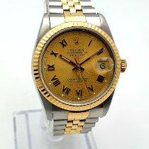 Rolex Datejust 31 68273 Gut Gold/Stahl 31mm Automatik Österreich, Linz