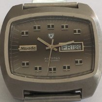 Nivada Steel 40,5mm Automatic 67055 new