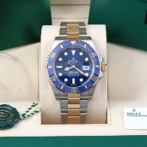 Rolex Submariner Date Gold/Steel 41mm Blue No numerals United States of America, California, Los Angeles
