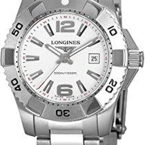 Longines HydroConquest Steel 29mm White