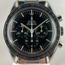 Omega 145.012 Staal 1967 Speedmaster Professional Moonwatch 42mm tweedehands
