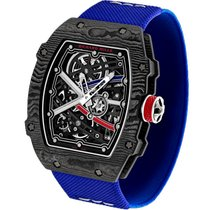 Richard Mille RM 67 Carbon 38.7mm Transparent No numerals United Kingdom, London
