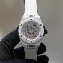 Hublot Big Bang Sang Bleu 415.HX.2027.VR.MXM19 New Ceramic 45mm Automatic