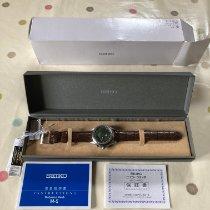 Seiko Spirit Steel 38mm Green Arabic numerals United Kingdom, Dereham