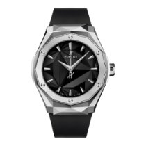 Hublot Classic Fusion 45, 42, 38, 33 mm new Automatic Watch with original box and original papers 550.NS.1800.RX.ORL19