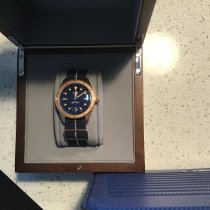 Oris Carl Brashear Bronze 40mm Blue No numerals United States of America, Colorado, Arvada