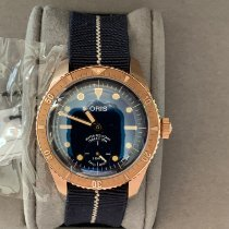 Oris Carl Brashear Bronze 40mm United States of America, Colorado, Federal Heights