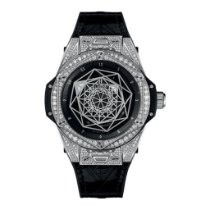 Hublot Steel 39mm Automatic 465.SS.1117.VR.1704.MXM18 new United States of America, Texas, Laredo