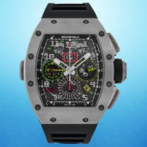 Richard Mille Titanium RM11-02 Ti GMT pre-owned United States of America, New York, New York