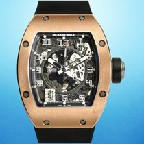Richard Mille RM010 Rose gold 2010 RM 010 38mm pre-owned