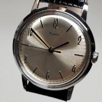 Timex Steel 34mm Manual winding new