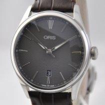 Oris Artelier Date Steel 40mm Grey United States of America, Ohio, Mason