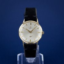 Zenith Yellow gold Manual winding Champagne No numerals 34mmmm pre-owned