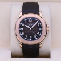 Patek Philippe Aquanaut Rose gold 40mm Brown Arabic numerals United States of America, Tennesse, Nashville