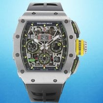 Richard Mille RM011-03 Titan RM 011 49.94mm použité