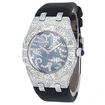 Audemars Piguet Royal Oak Lady White gold 33mm Mother of pearl United States of America, New York, New York